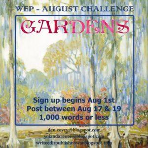 gardens wep challenge